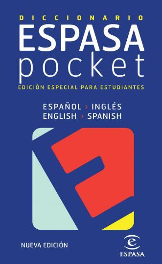 DICC Espasa POCKET Ing - Esp / Esp - Ing