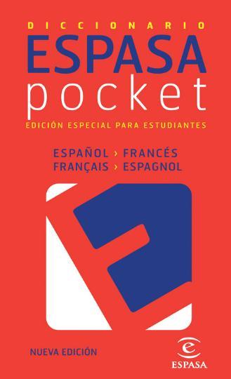 DICC Espasa POCKET Fran - Esp / Esp - Fran