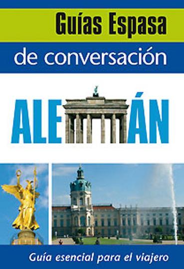 GUIA ESPASA DE CONVERSACIÓN ALEMAN