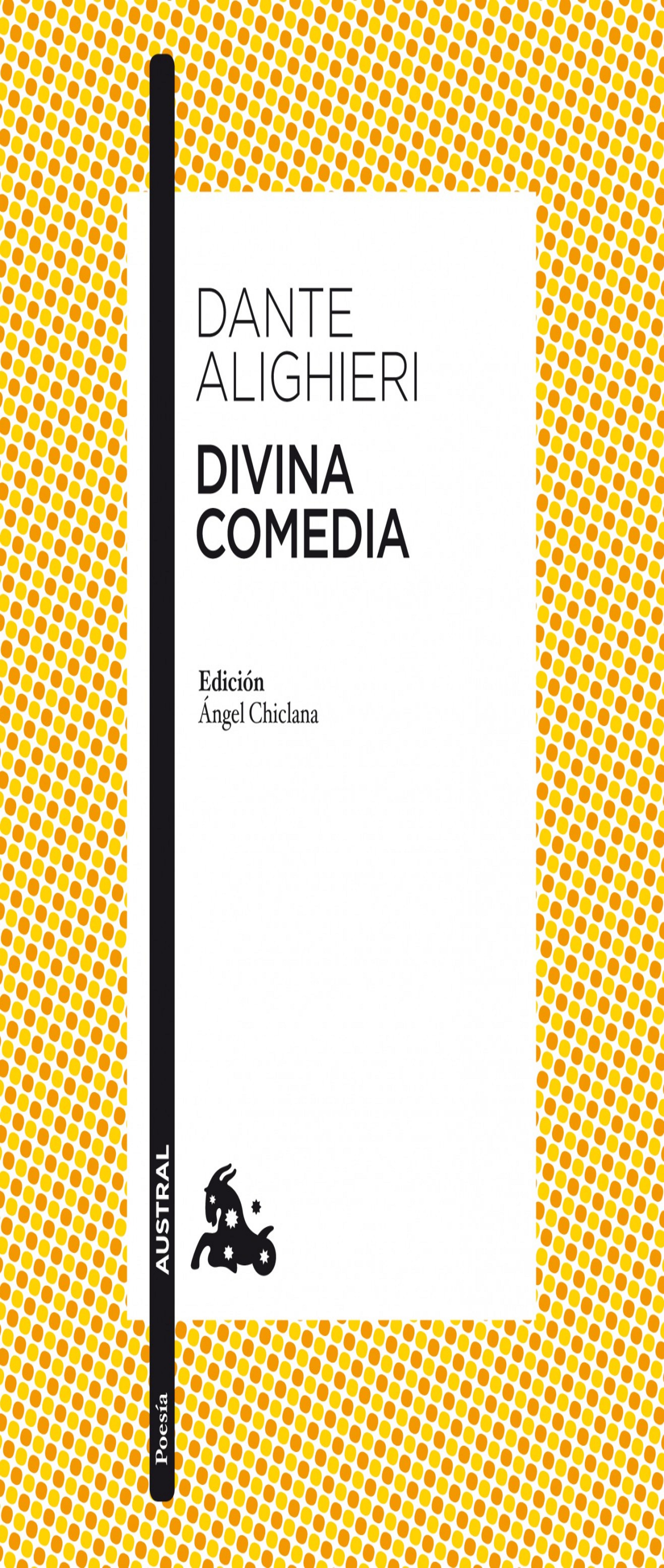 DIVINA COMEDIA - Austral Poesía
