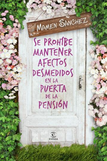 SE PROHÍBE MANTENER AFECTOS DESMEDIDOS EN LA PUERTA DE LA PENSION