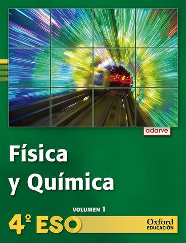 FISICA Y QUIMICA 4º ESO Trimestres - Proyecto Adarve