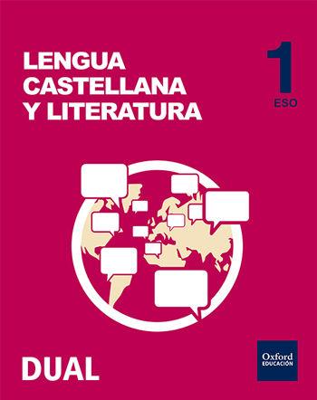 LENGUA CASTELLANA Y LITERATURA 1.º ESO VOLÚMENES TRIMESTRALE
