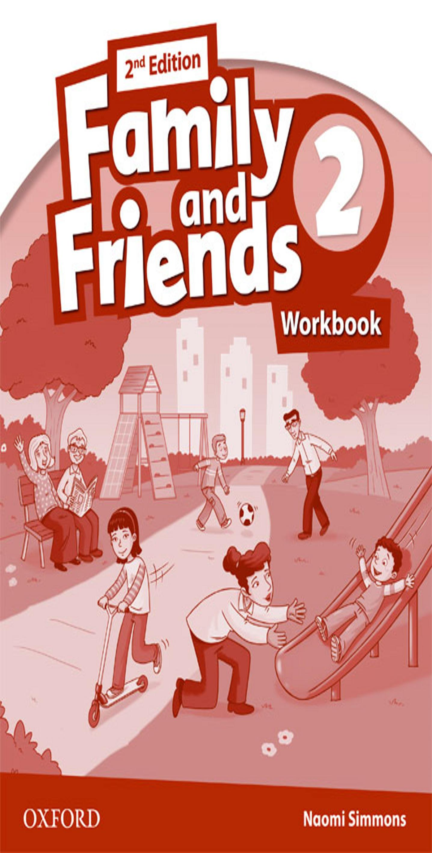 FAMILY AND FRIENDS 2 EXAM POWER PACK WB + Exam Power Book 2nd Ed