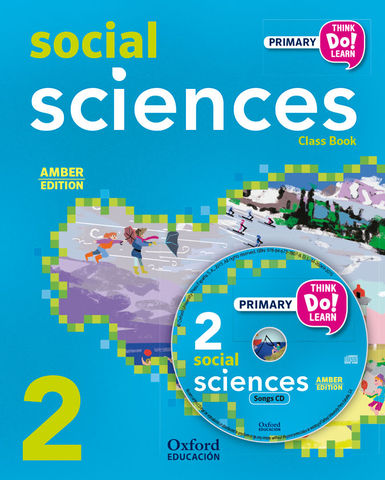 SOCIAL SCIENCES 2   AMBER -Think Do Learn - Pack + CD