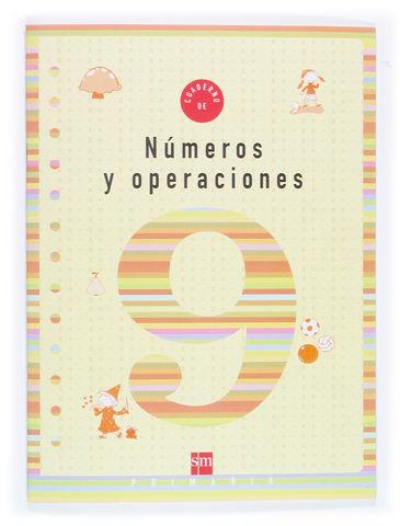 CUAD NÚMEROS Y OPERACIONES 9
