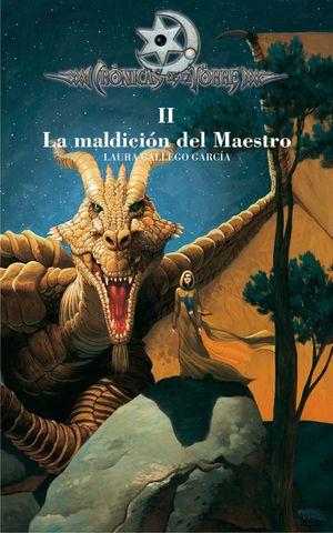 CDT.II LA MALDICION DEL MAESTRO(CARTONE)