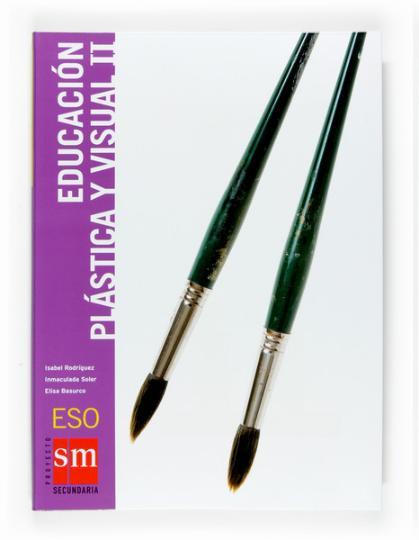 EDUCACION PLASTICA Y VISUAL II  Libro