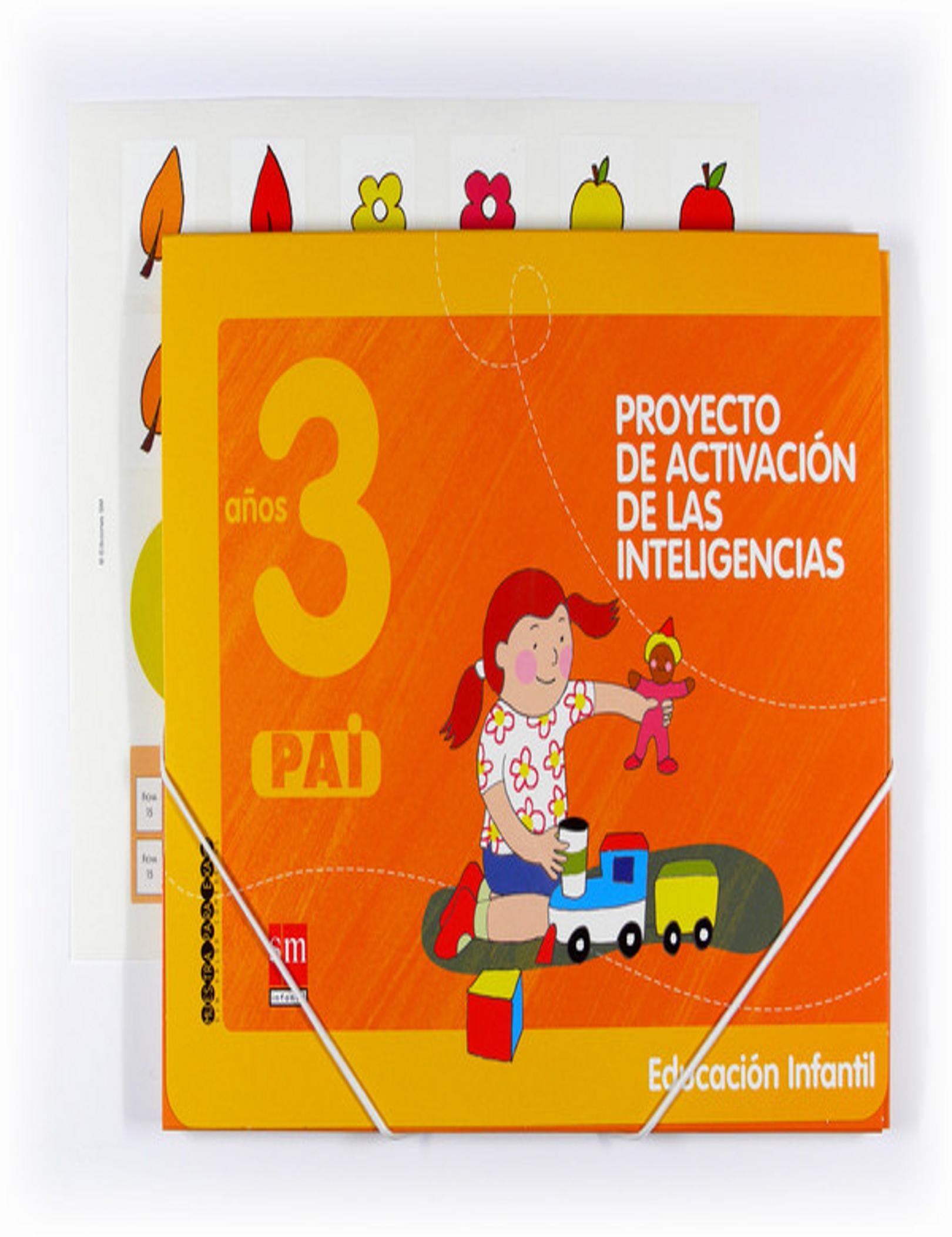 PAI 3º PRIM  Proyecto Activación Inteligencia