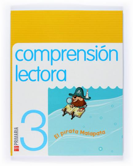 CUAD COMPRENSION LECTORA 3- El Pirata Malapata
