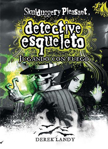 DESQ. 2 DETECTIVE ESQUELETO:JUGANDO CON