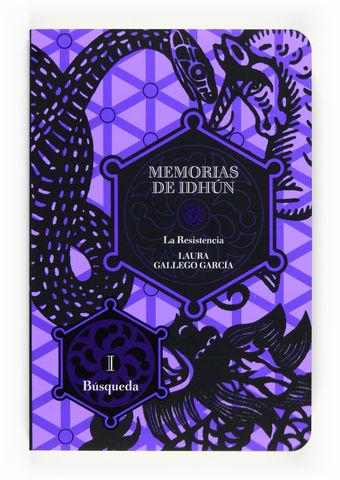 MID.MEMORIAS DE IDHUN TOMO I:BUSQUEDA
