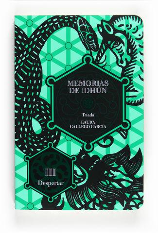 MID.MEMORIAS DE IDHUN TOMO III:DESPERTAR