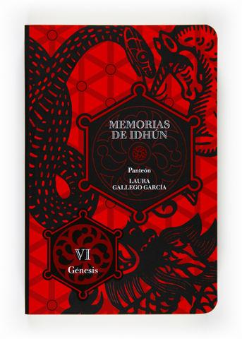 MID.MEMORIAS DE IDHUN TOMO VI:GENESIS