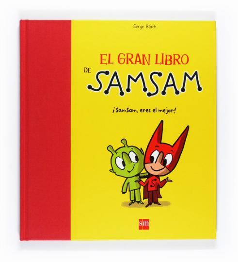 GRAN LIBRO DE SAMSAM, EL