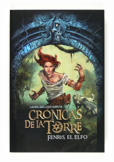FENRIS, EL ELFO Crónicas de la Torre IV