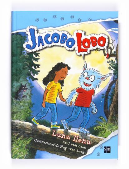 LUNA LLENA - Jacobo Lobo