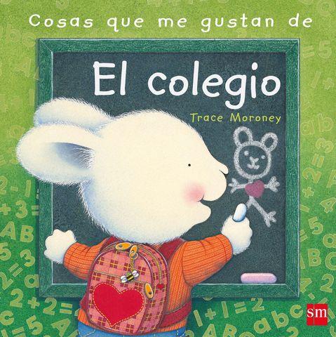 S.COSAS QUE ME GUSTAN DE EL COLEGIO