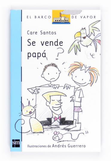 SE VENDE PAPÁ - Col. El Barco de Vapor