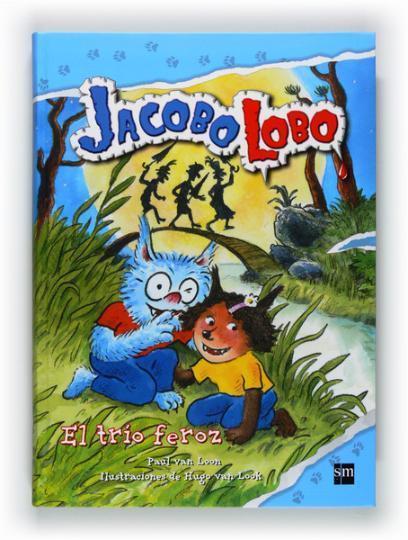 TRIO FEROZ - Jacobo Lobo