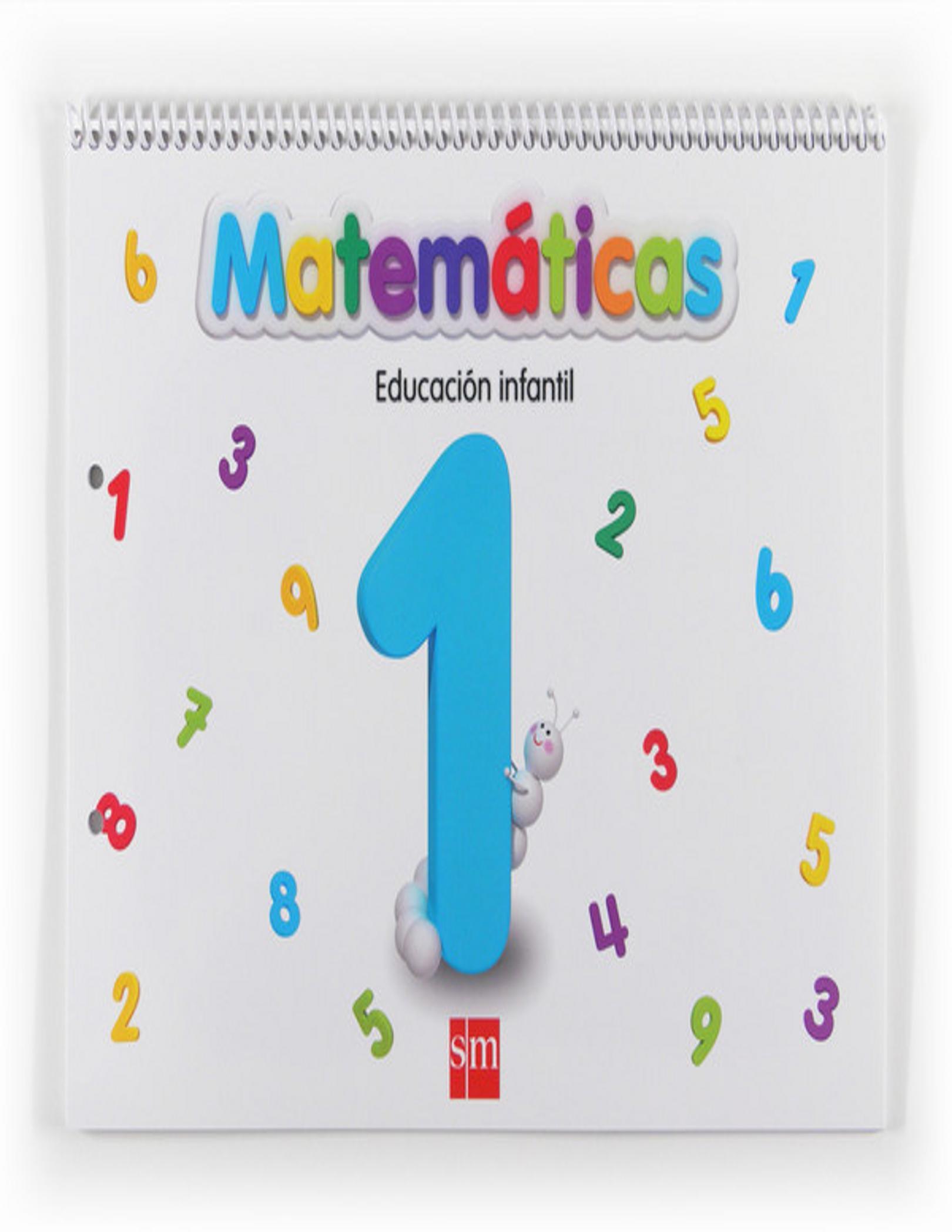 CUAD MATEMÁTICAS 1 Educación Infantil 3 años