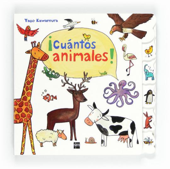 CUANTOS ANIMALES!