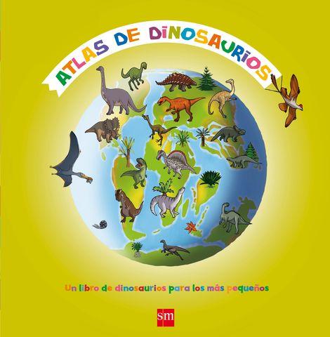 AT.ATLAS DE DINOSAURIOS