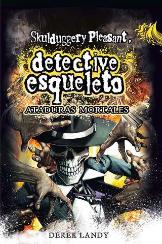 ATADURAS MORTALES  DETECTIVE ESQUELETO 5