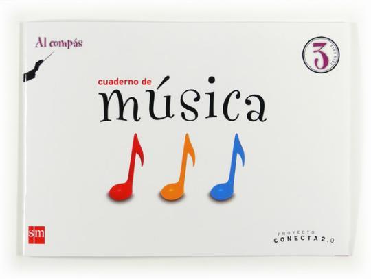 MUSICA AL COMPAS 3º PRIM Cuaderno