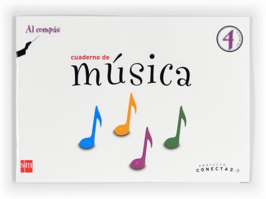 MUSICA AL COMPAS 4º PRIM Cuaderno
