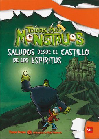 SALUDOS DESDE EL CASTILLO( todos los monstruos) nº6