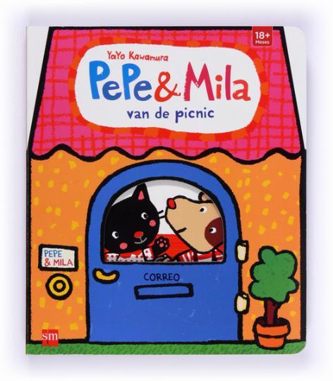 PEPE & MILA van de picnic