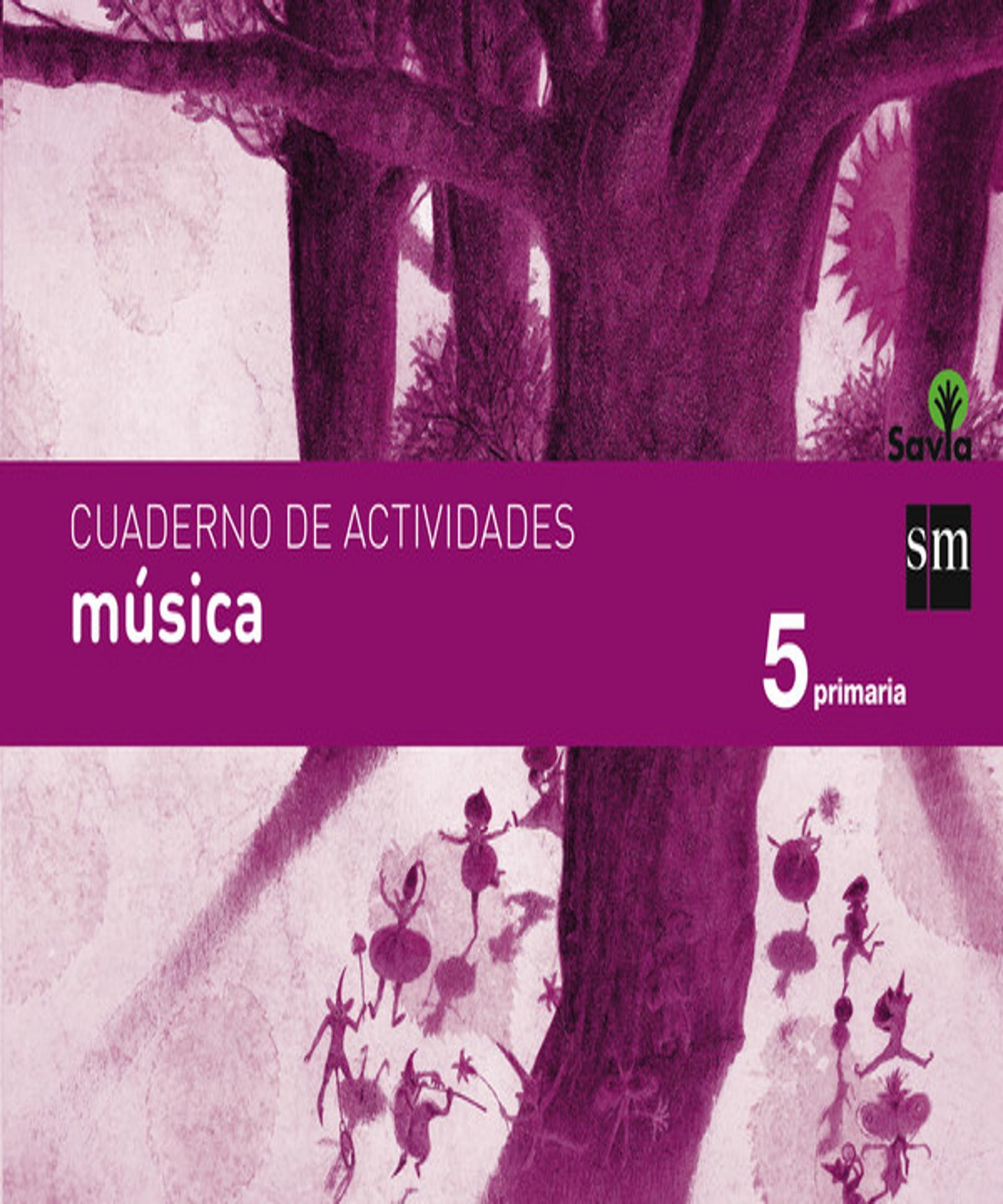 MUSICA 5º PRIM - Proyecto Savia