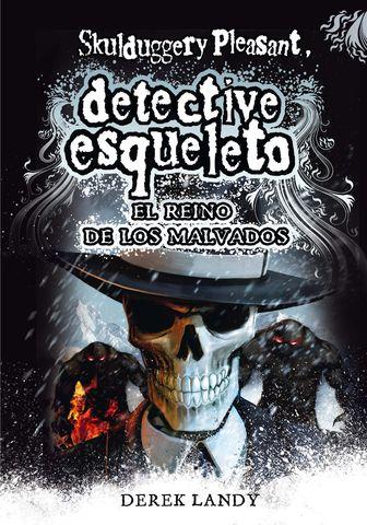 DESQ. 7 DETECTIVE ESQUELETO:EL REINO DE