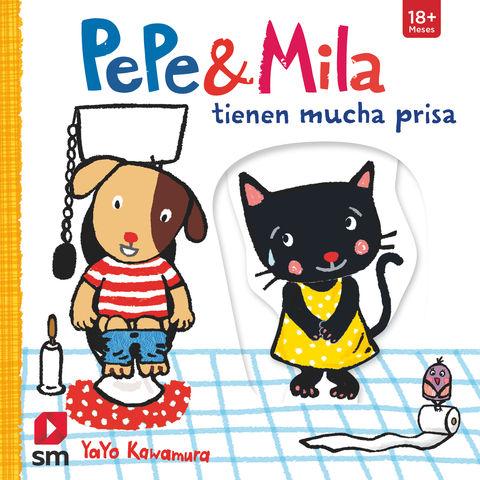P&M.TIENEN MUCHA PRISA