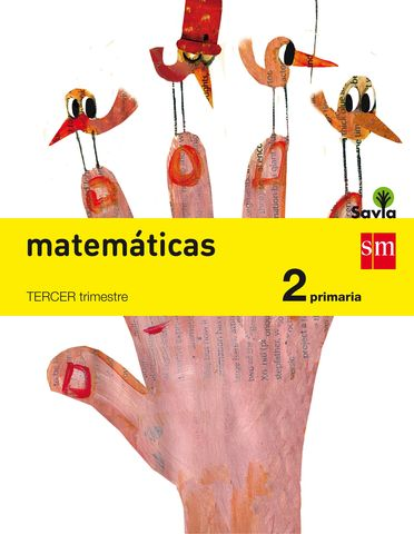 MATEMATICAS 2º PRIM - Proyecto Savia