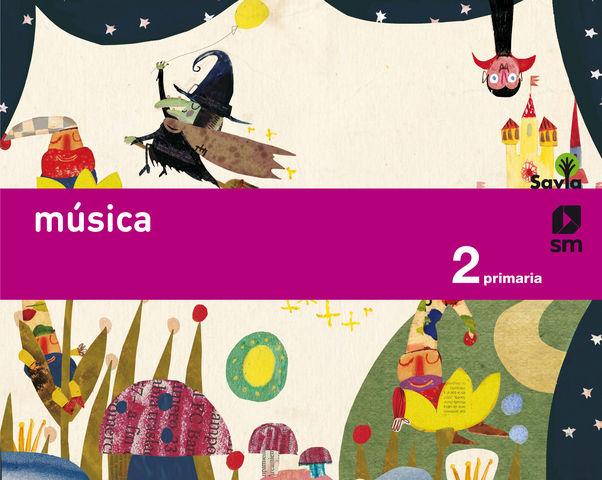 MUSICA 2º PRIMARIA SAVIA