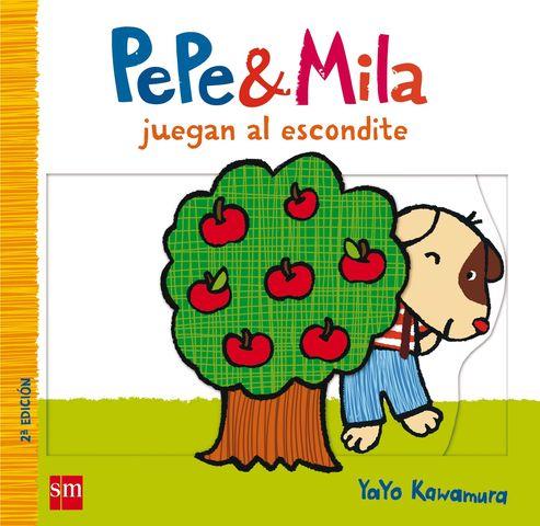 LC.PEPE Y MILA JUEGAN AL ESCONDITE