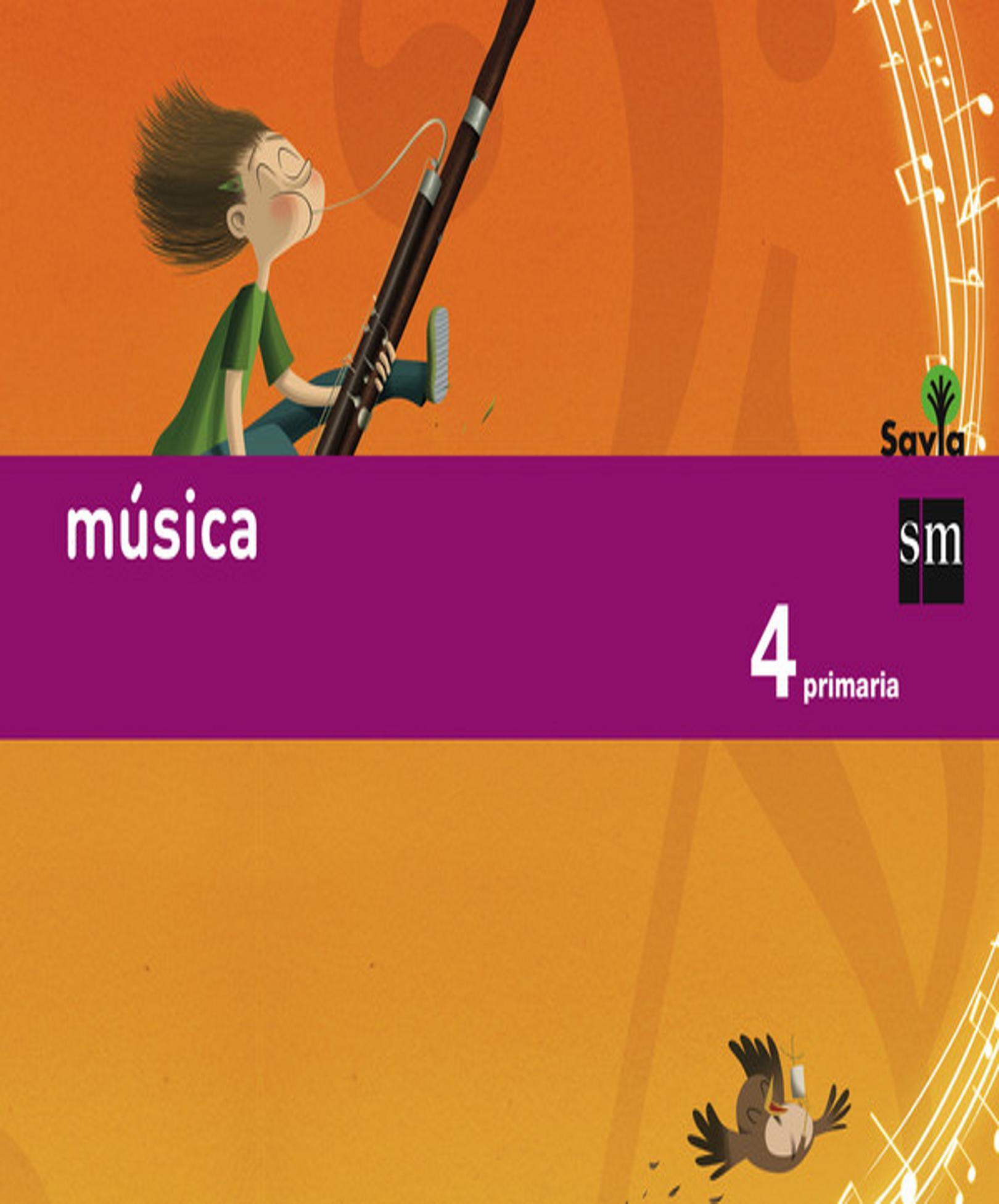 MUSICA 4º PRIM - Proyecto Savia Integrado