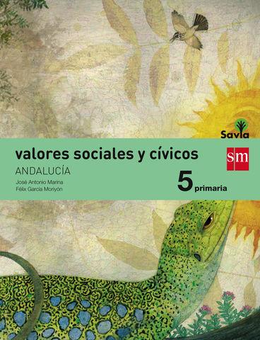 VALORES SOCIALES Y CÍVICOS 5º PRIMARIA