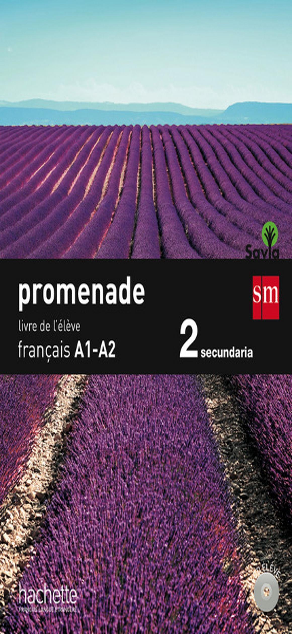 PROMENADE A1-A2  2º ESO Livre