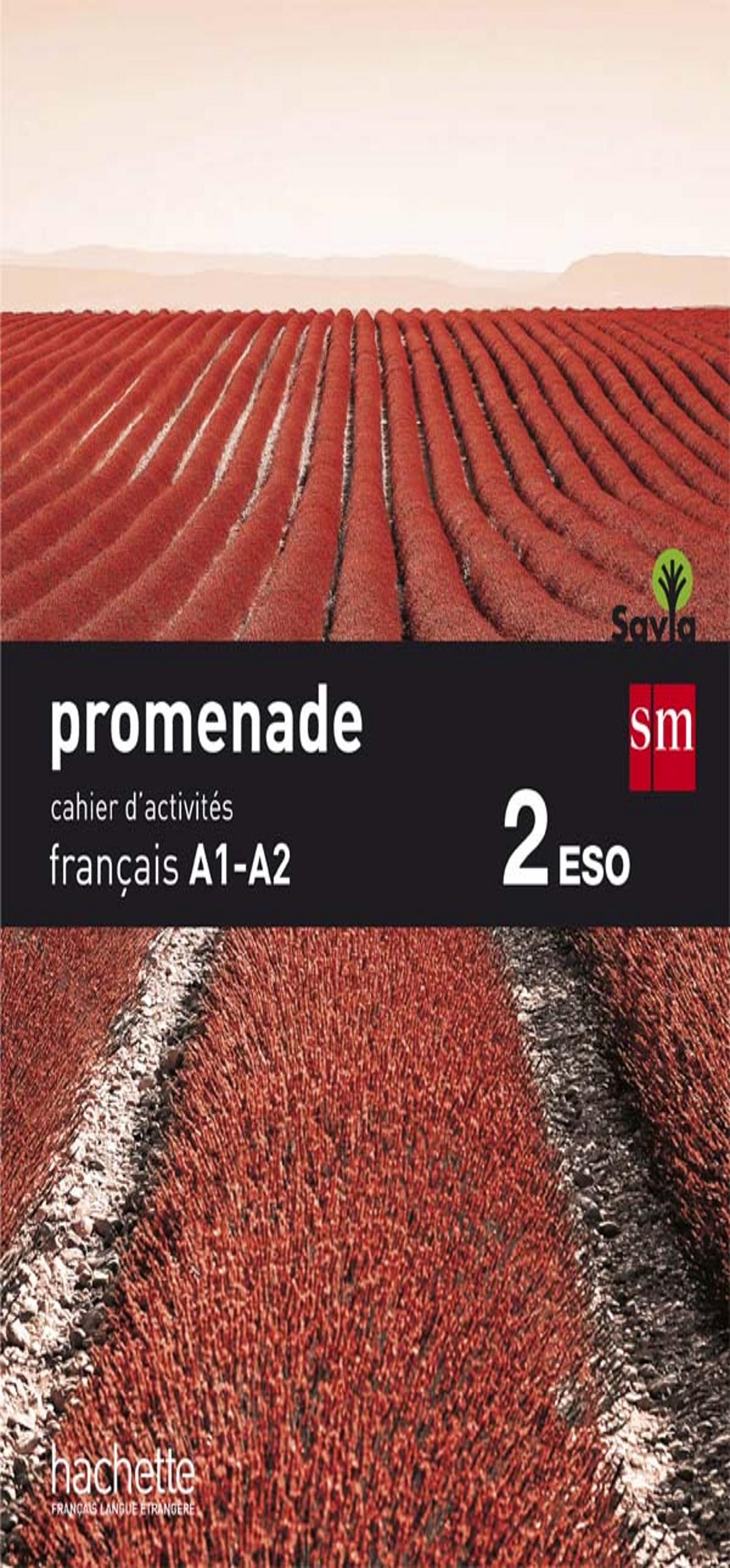 PROMENADE A1-A2  2º ESO Cahier d´Exercises