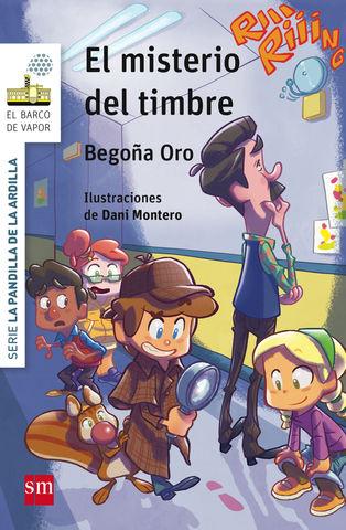 MISTERIO DEL TIMBRE, EL - Nº 4