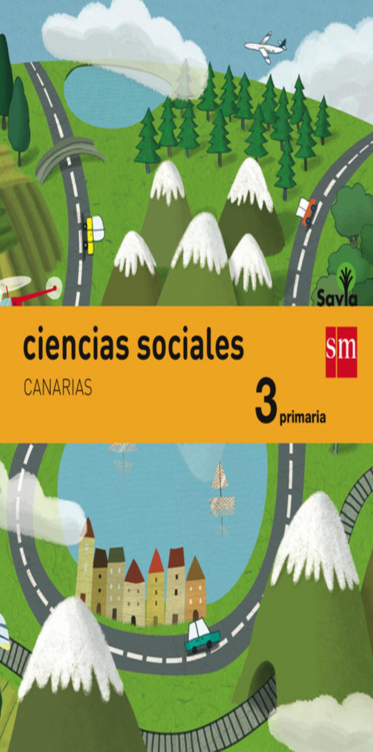 CIENCIAS SOCIALES 3º PRIM - Proyecto Savia