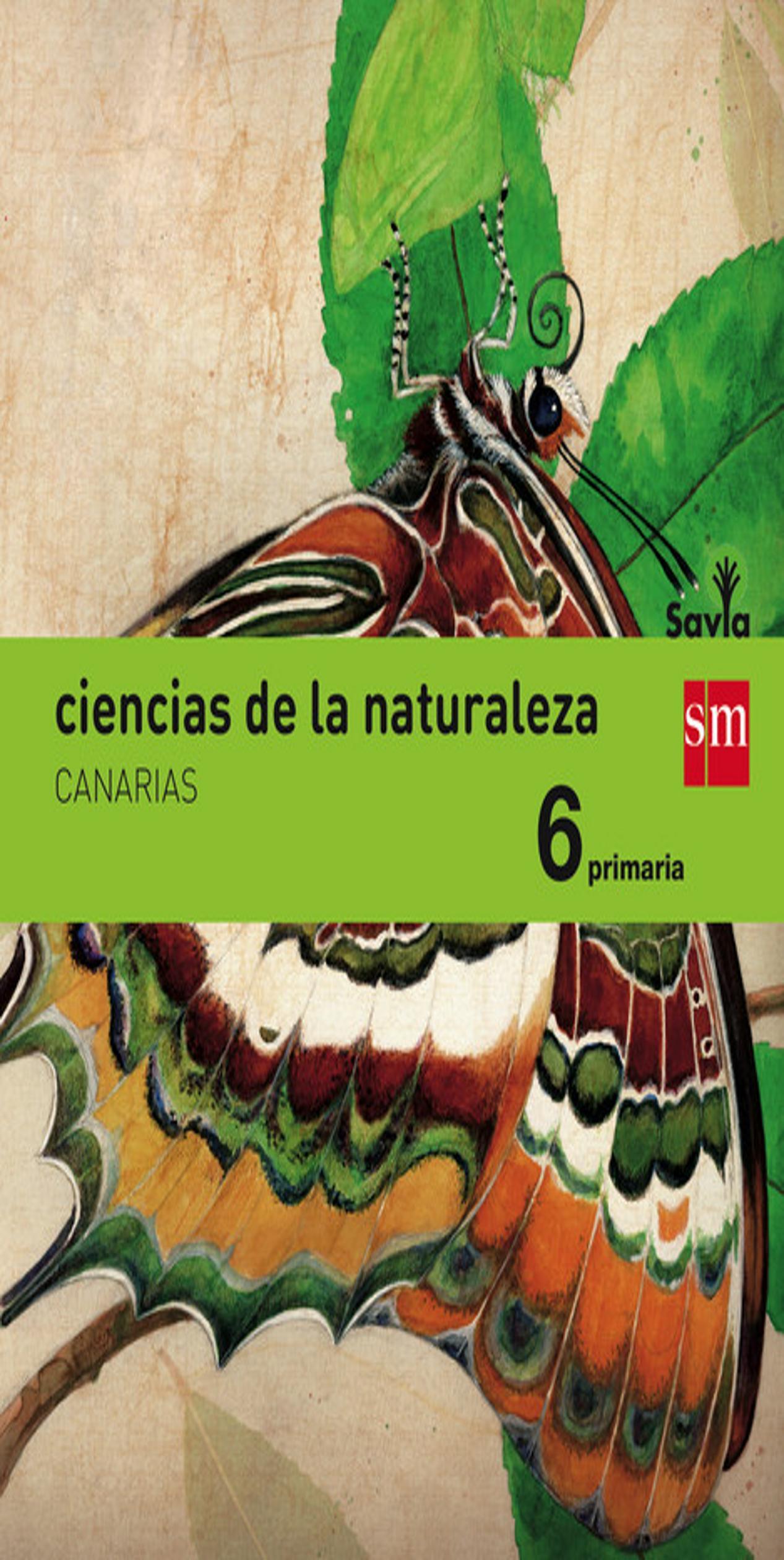 CIENCIAS NATURALES 6º PRIM - Proyecto Savia