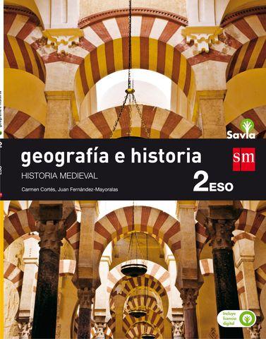 GEOGRAFIA HISTORIA 2ºESO MADRID/P.VASC/MURC.16 SAV