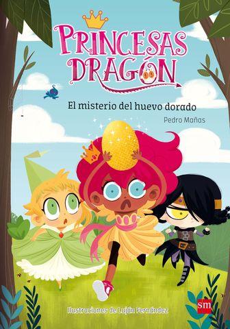 MISTERIO DEL HUEVO DORADO, EL princesas dragon nº 1