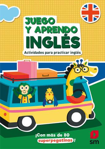 JUEGO Y APRENDO INGLES