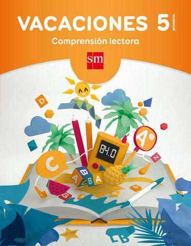 VACACIONES CUADERNO COMPRENSION LECTORA 5ºEP 17