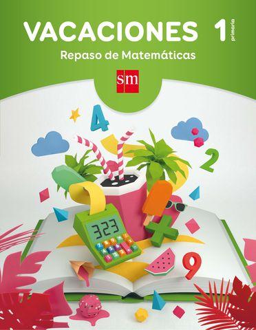 VACACIONES CUAD.RESOLUCION PROBLEMAS 1ºEP 17